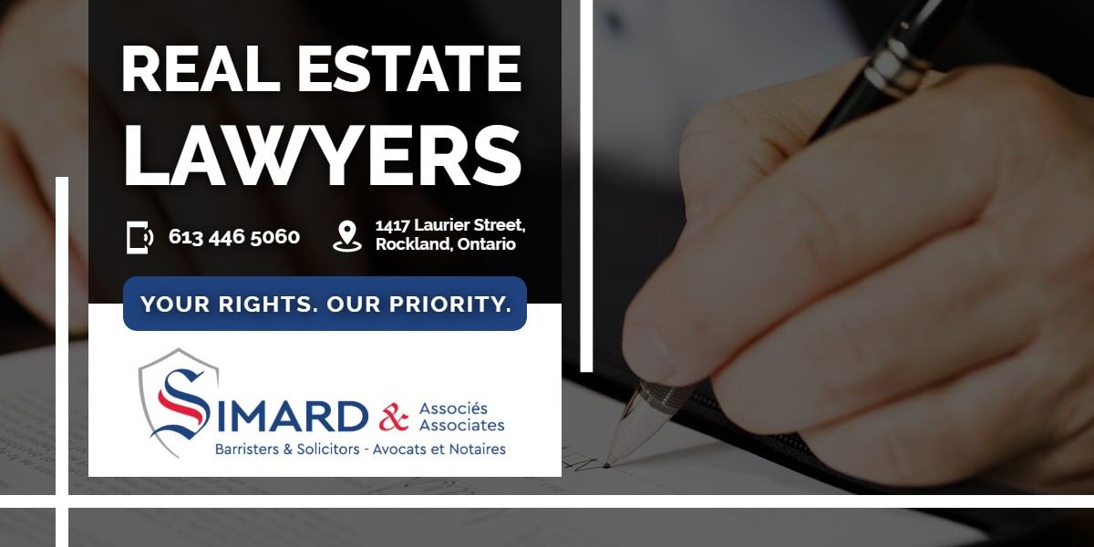 eal Estate Lawyers | Simard & Associates