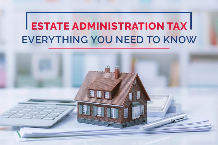The Estate Administration Tax (also known as probate tax/fees), is a fee charged by the Ontario government based on the total value of the property in the estate of a deceased. Payment of the Estate administration Tax is mandatory in order to obtain a Probate from the Court (giving the executor the authority to act on behalf of the deceased). Estate vs. Non-Estate Assets Since the value of the Estate Administration Tax is based exclusively on the value of the estate assets owned by the deceased upon death, it is important to distinguish estate assets from non-estate assets, as it ultimately determines the amount of your estate taxes. Estate Assets • Personal property, such as cars or jewelry; • Financial assets, such as bank accounts or shares (without a beneficiary designation); • Life insurance policies (without a beneficiary designation); and, • Real Estate in Ontario where title is not held jointly. Non-Estate Assets • Jointly owned assets such as joint bank accounts or property; • Assets that are owned by trusts for private companies; • Insurance policies whereby a specific beneficiary is named; and, • RPPs, RRSPs, RRIFs and TFSAs with a beneficiary designation or beneficiary declaration Ways to Reduce Tax Consequences When an asset such as a house or a property, is held jointly with a right of survivorship, the asset goes to the surviving owner and does not form part of the estate hereby allowing you to save on the Estate Administration Tax. Additionally, proper tax planning throughout your life can significantly reduce or even eliminate this tax. Depending on the circumstances after death, it may be possible to reduce probate or avoid it entirely if the estate is reduced before the official proving of a will. For more information about Estate Administration Tax, get in touch with our team at Simard and Associates by calling 613-446-5060 or submit a form online.
